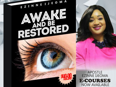 Awake and Be Restored