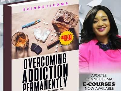Overcoming Addiction permanently using Biblical principles and impartation