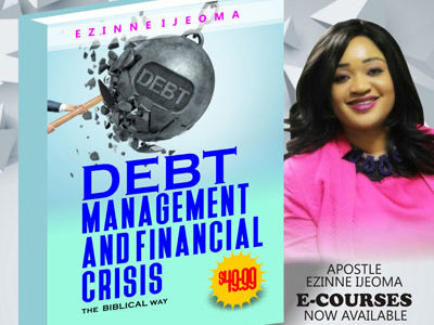 Debt Management and financial crisis. The biblical way