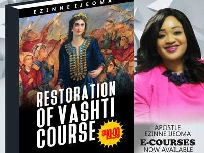 Restoration of Vashti Course
